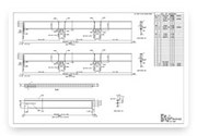 Free Quote : Steel Shop Drawings / Structural Steel Detailing Services